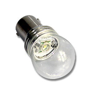 LED Lamp PL-T20/S25 9W Cree With glass bulb